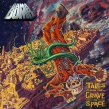 Tales from the Grave in Space, CD / Album