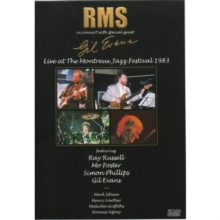 RMS in Concert With Special Guest Gil Evans, DVD