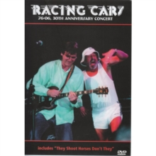 Racing Cars: 30th Anniversary Concert, DVD