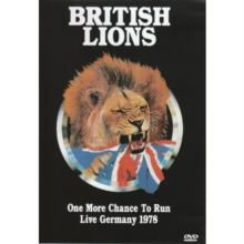 The British Lions: One More Chance to Run - Live in Germany, DVD