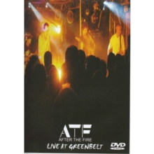 After the Fire: Live at Greenbelt, DVD