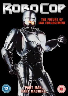 Robocop - The Series: The Future of Law Enforcement, DVD