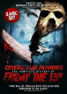 Crystal Lake Memories - The Complete History of Friday 13th, DVD
