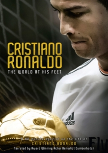 Cristiano Ronaldo - The World at His Feet, DVD