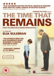 The Time That Remains, DVD
