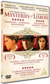 Mysteries of Lisbon, DVD
