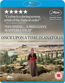 Once Upon a Time in Anatolia, Blu-ray