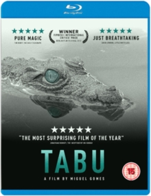 Tabu, Blu-ray  BluRay