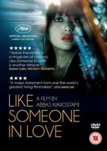 Like Someone in Love, DVD