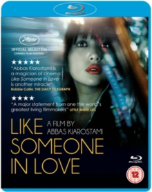 Like Someone in Love, Blu-ray