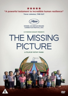 The Missing Picture, DVD