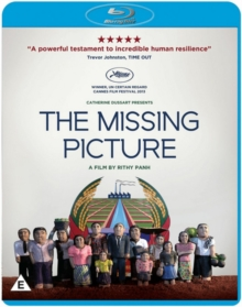 The Missing Picture, Blu-ray