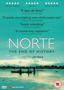 Norte, the End of History, DVD