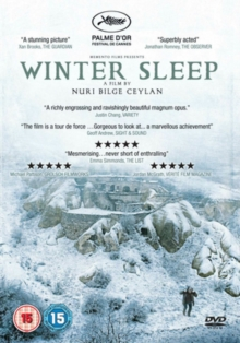 Winter Sleep, DVD