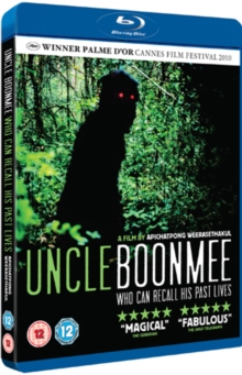 Uncle Boonmee Who Can Recall His Past Lives, Blu-ray