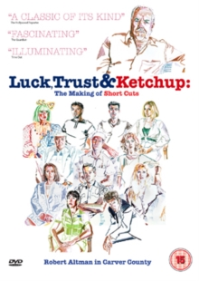 Luck, Trust and Ketchup, DVD