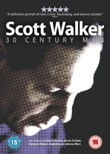 Scott Walker: 30 Century Man, DVD  DVD