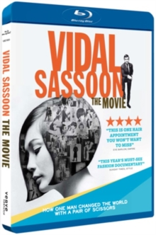 Vidal Sassoon - The Movie, Blu-ray