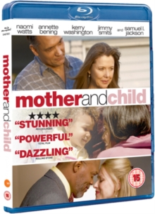 Mother and Child, Blu-ray