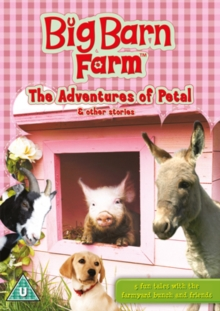 Big Barn Farm: The Adventures of Petal and Other Stories, DVD