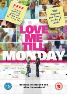 Love Me Till Monday, DVD