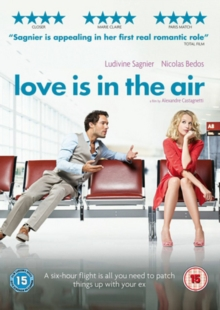 Love Is in the Air, DVD