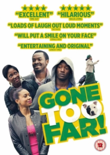 Gone Too Far, DVD