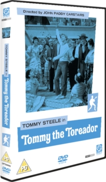 Tommy the Toreador, DVD