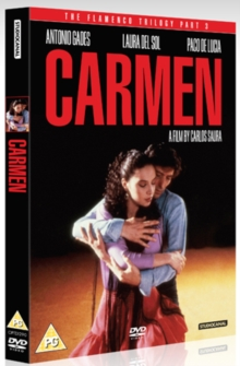 Carmen: A Film By Carlos Saura, DVD
