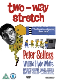 Two Way Stretch, DVD