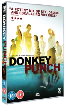 Donkey Punch, DVD