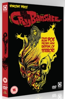 Cry of the Banshee, DVD