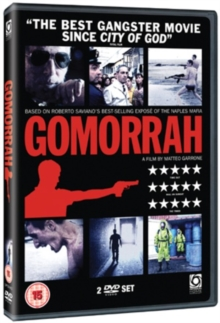Gomorrah, DVD