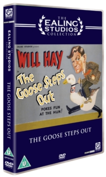 The Goose Steps Out, DVD DVD