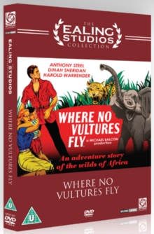 Where No Vultures Fly, DVD