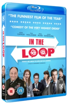 In the Loop, Blu-ray