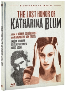 The Lost Honour of Katharina Blum, Blu-ray
