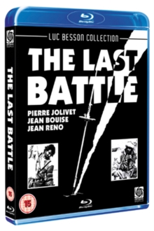 The Last Battle, Blu-ray BluRay