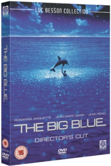 The Big Blue, DVD DVD
