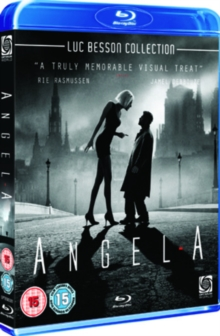 Angel-A, Blu-ray  BluRay