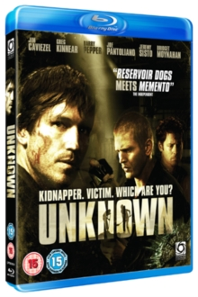 Unknown, Blu-ray