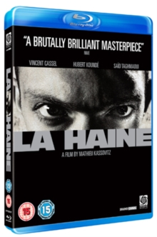 La Haine, Blu-ray  BluRay