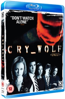 Cry Wolf (Blu-ray), Blu-ray  BluRay