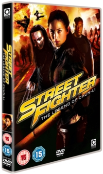 Street Fighter: The Legend of Chun-Li, DVD