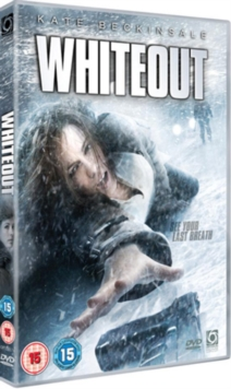Whiteout, DVD