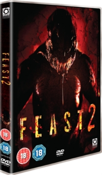 Feast II - Sloppy Seconds, DVD