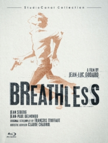 Breathless, Blu-ray