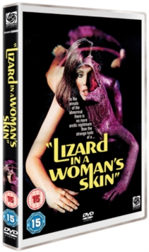 Lizard in a Woman's Skin, DVD  DVD
