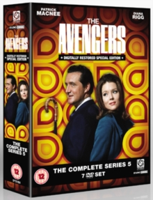 The Avengers: The Complete Series 5, DVD