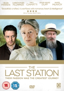 The Last Station, DVD